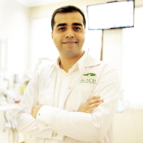 Dr. Pratik Premjani
