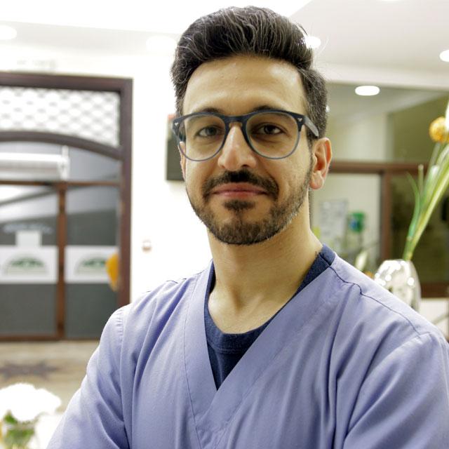 Dr. Majed Al Janabi